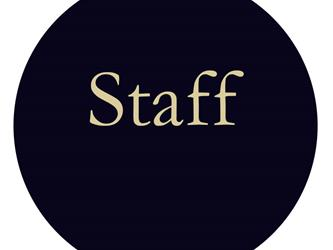 """Staff"" Graphic"
