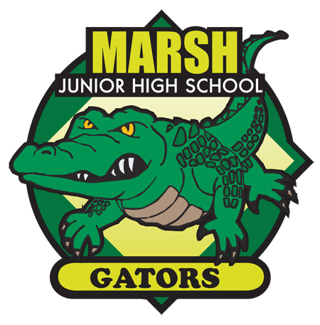 Marsh Junior High Logo